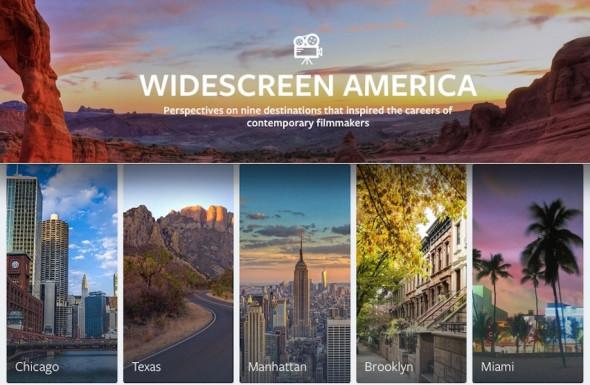 Widescreen America