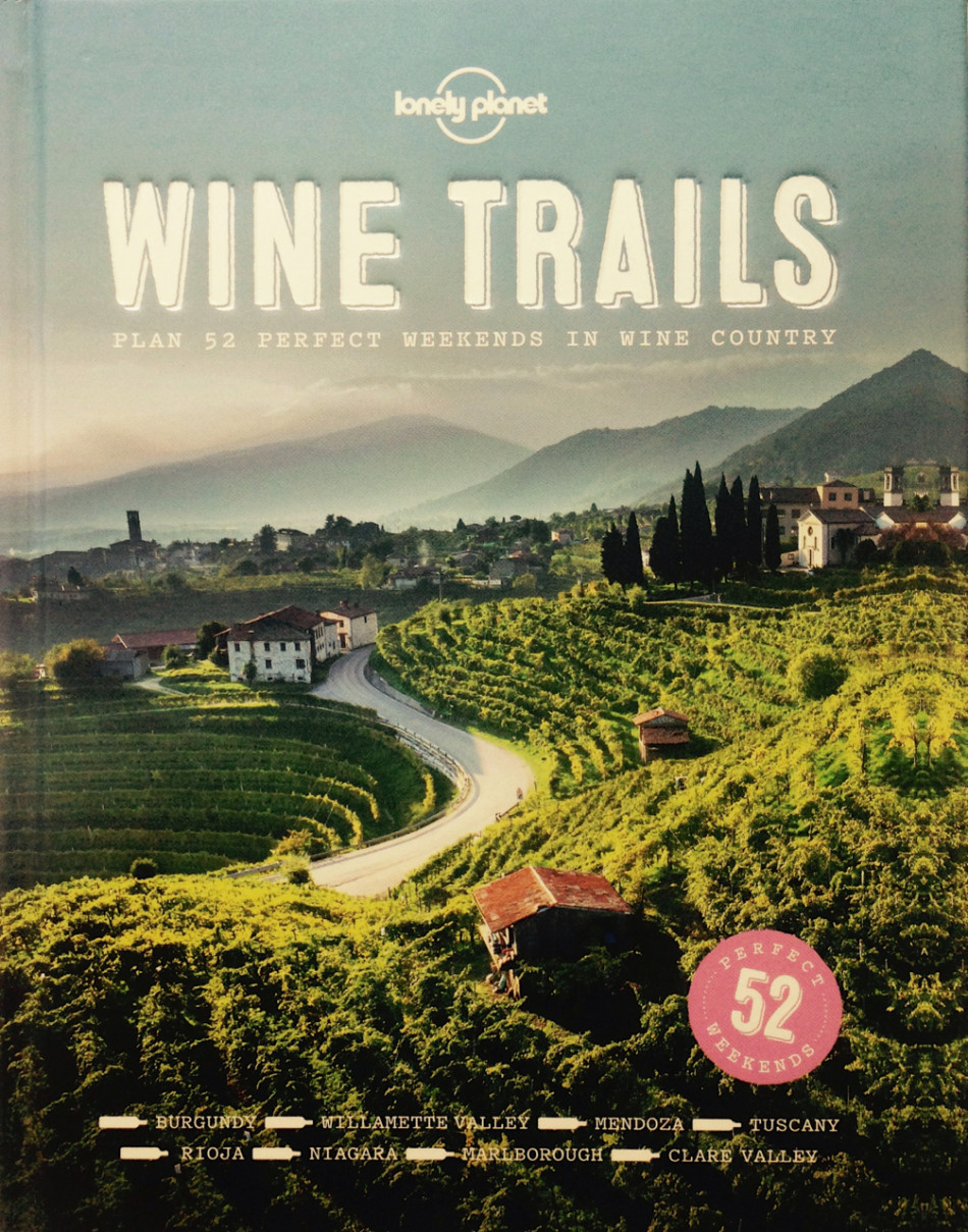 Wine Trails cover