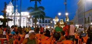 Terra da felicidade: A Return to Afro-Brazil