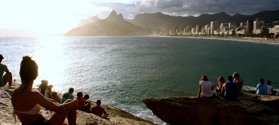 Rio sunset II